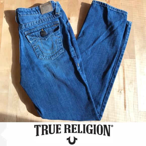 9826a04fd True Religion Geno Relaxed Slim Boys Jeans F11. M_5ba6e4db5098a0fddc4a985f